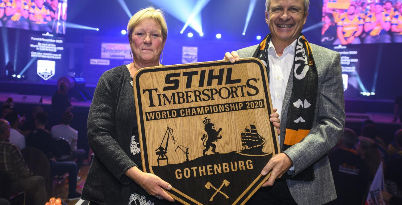 Eva Carlsson, Partille, Norbert Pick, STIHL